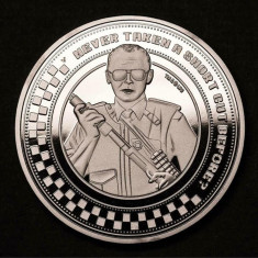 Jucarie Coin Hot Fuzz