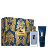 Dolce&Gabbana K EDT set 100+75 pentru barbati