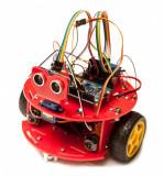 "Kit robot ""Level One"" compatibil Arduino Uno, 10-14 ani, Unisex, Oem"
