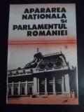 Apararea Nationala Si Parlamentul Romaniei Vol 2 - Vasile Alexandrescu, Maria Georgescu, S. Paslaru, ,545468