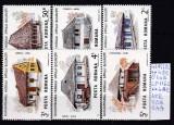 1986 Semicentenarul muzeul satului din Bucuresti LP1162 MNH, Sport, Nestampilat