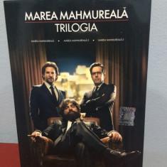 BoxSet DVD Trilogia Marea Mahmureala / The Hangover Trilogy , NOU