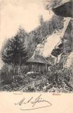 SV * ROMANIA   SIHLEA  /  SIHLELE  VRANCEA     STANCARIA * SCHITUL   1900, Circulata, Fotografie, Oituz