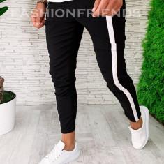 Pantaloni pentru barbati - slimfit - casual  - LICHIDARE STOC - A5446, Din imagine