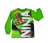 Bluza cu maneca lunga pentru baietei-GT GT-5483V, Verde