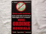 NOUA ORDINE MONDIALA-E. RALPH EPPERSON, Ed. ALMA, Oradea, 1997