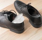 Cumpara ieftin Talonete inaltatoare din gel de silicon suport calcaie, lavabile, marime unica, unisex