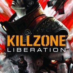 Killzone Liberation -  PSP [Second hand], Strategie, Toate varstele, Single player