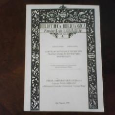 A. si S. Andea Cartea romaneasca veche din Transilvania in inventare bisericesti