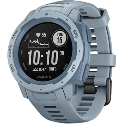 Smartwatch Instinct Seafoam Gri foto