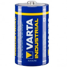 Baterie alcalina Varta Industrial D / R20 bulk