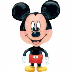 Balon folie metalizata Mini AirWalker Mickey Mouse 53x76cm