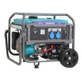 Cumpara ieftin Generator pe benzina Blade Industrial, 4000 W, 15 l, 9 CP, 275 CC, motor 4 timpi