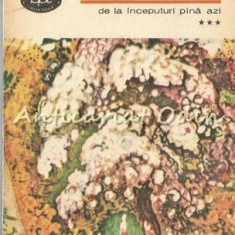 Antologie De Poezie Engleza. De La Inceputuri Pana Azi III