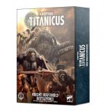 Pachet Miniaturi, Battleforce Adeptus Titanicus Knight Household
