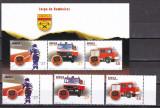 Angola  2004  automobile  MI  1739-1741  + bl. 111   MNH  w62