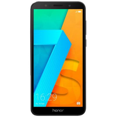 Honor 7S Dual Sim 16GB LTE 4G Negru foto