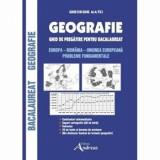 Geografie. Ghid de pregatire pentru BAC 2020/Gheorghe Matei