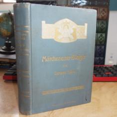 CARMEN SYLVA - POVESTILE UNEI REGINE  , ED. 1-A , BONN , 1901 (RAUL BULFINSCHI)