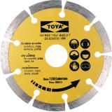 Disc diamantat segmentat 110 mm Vorel 08710