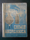 E. BERAL, M. ZAPAN - CHIMIE ANORGANICA (1962)