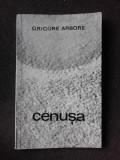 CENUSA - GRIGORE ARBORE (CU DEDICATIA AUTORULUI PENTRU POETUL VASILE ZAMFIR)
