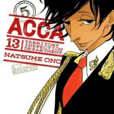Acca 13-Territory Inspection Department, Vol. 5