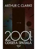 2001 - Odiseea spatiala (editia revizuita)-Arthur C. Clarke(Nemira)