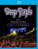Deep Purple Orchestra Live In Verona (bluray)