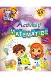 Activitati Matematice 4-5 ani - Stefania Antonovici