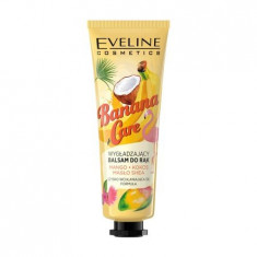 Balsam pentru maini Eveline Cosmetics Banana Care 50 ml