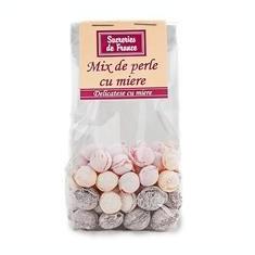 Bomboane cu Miere Mix Perle Apidava 100gr Cod: asf015