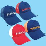 Sapca Baracuda cu plasa - H2, L, Barbati, Sapca pescar