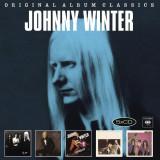 Johnny Winter Original Album Classics Boxset (5cd)