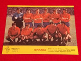 Foto echipa fotbal - SPANIA