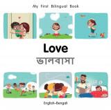 My First Bilingual Book-Love (English-Bengali)