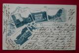 Caras Severin oravita 1899, Circulata, Printata