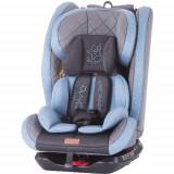 Scaun Auto Rotativ Techno cu Sistem Isofix 0-36 kg 2020 Blue