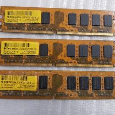 Memorie Zeppelin 2GB DIMM, DDR2, 800MHz - poze reale