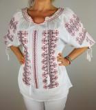 Ie Traditionala Camelia 4, Alb