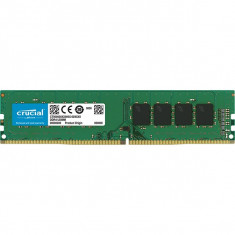 Memorie Crucial 4GB DDR4, 2400MHz, CL17, 1.2v