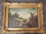 Pictori romani tablouri, Peisaje, Ulei, Altul