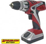 Bormasina acum. Li-ion 18V  , 1300mAh 25Nm RD-CDL10L, Raider Power Tools