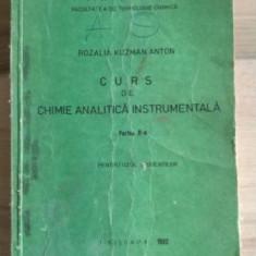 Curs de chimie analitica instrumentala (part II) - Rozalia Kuzman Anton