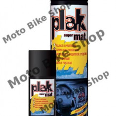 MBS Plak mat limone spray tratament mat pentru bord cu miros de lamaie 600ml, Cod Produs: 004031