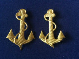 Insemne militare - Semne de arma - Petlite - Marina