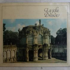 LA JOLIE DRESDE , photographies de HELGA KLEMM , par HEINZ KLEMM , 1967