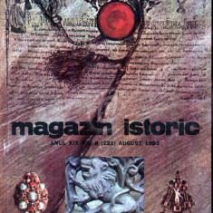 Magazin istoric, nr. 8/august 1985