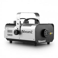 Cumpara ieftin Beamz S900 mașină de ceață, 70 m3, 900 W, telecomandă