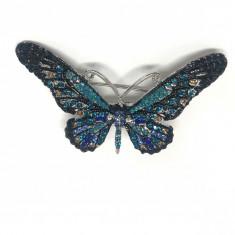 Brosa Fluture Antique Colours (Agrafa)